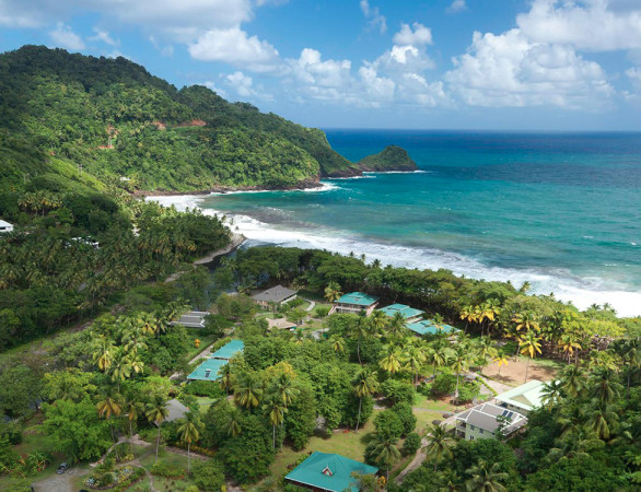 JOIN US IN BEAUTIFUL DOMINICA